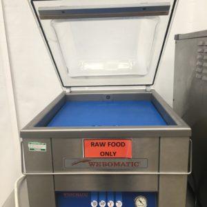 Webomatic Vacuum packing machine