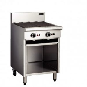 Blue Seal Cobra Natural Gas Chargrill/ Barbecue