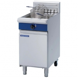 Blue Seal Single tank gas fryer