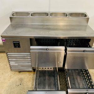 Precision 4 Drawer Chiller Counter