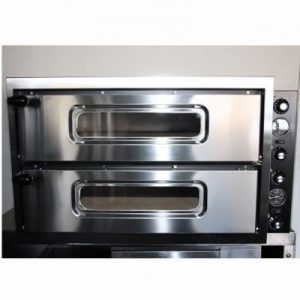 2-Deck Pizza Oven S Phase