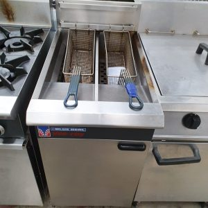 Blue Seal Double Tank fryer