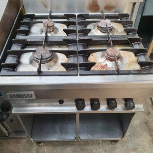 Zanussi 4 Gas Burner