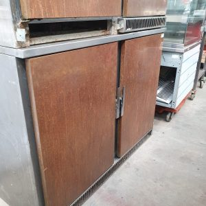 Concept Two Door back bar Chiller