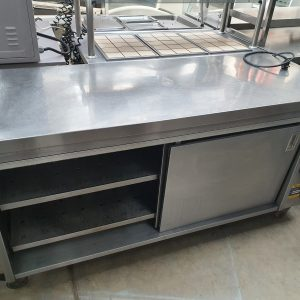 Moffat Hot Cupboard with Flat Top