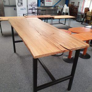 GA Real Oak furniture- Large High Bar Table