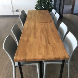 GA Real Oak furniture Coffee Table- 6 seater