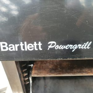 Bartlett Gas Salamander grill