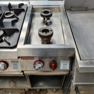 Angelo Po 2 Burner Gas Range