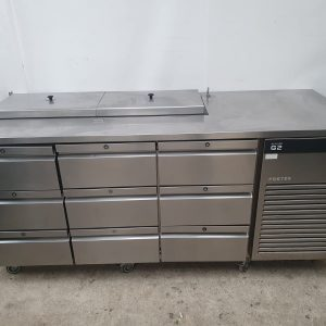 Foster EcoPro G2 Counter 9  Drawer
