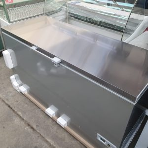500 ltr chest freezers with stainless steel lid
