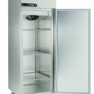 B Grade Single Door Stainless Steel Upright Freezer