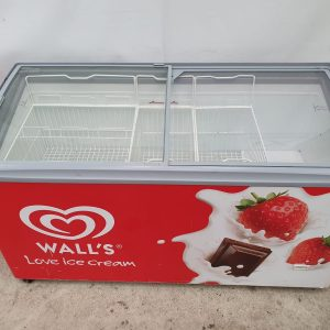 AHT Cooling Systems GmbH Ice Cream Freezer Display