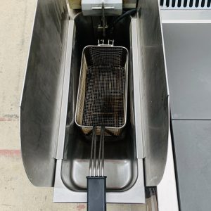 Single Basket Free Stand Electric Fryer