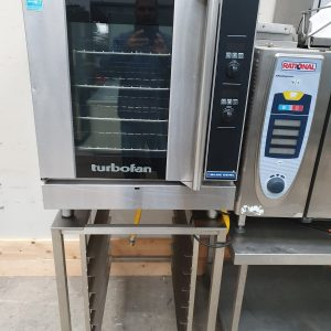 Blue Seal Turbo Fan Gas convection oven