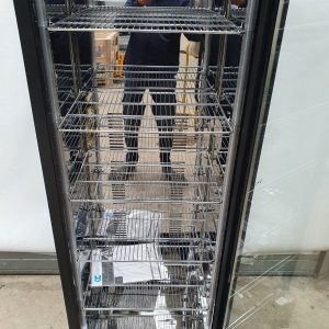 Capital Cooling Single Door Glass Fronted Bottle Cooler