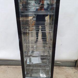 Single Door Glass Fronted Bottle Cooler