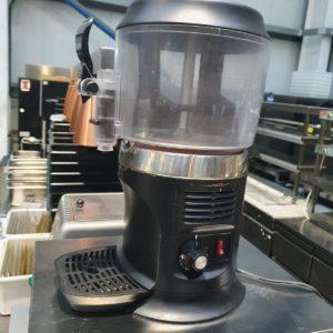 Hot Chocolate Dispenser Black