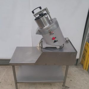 Sammic Veg Prep Machine on Stand