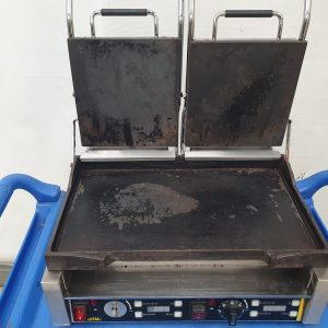 Double Contact Grill