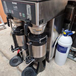 Dual Thermofresh BrewWise DBC Bulk Brewer