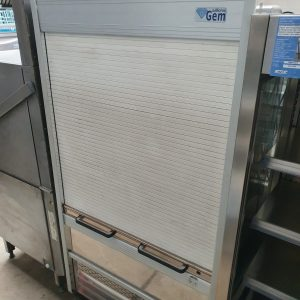 Grab and Go Multideck with roller shutter