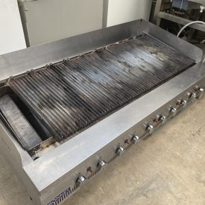 Gas Chargrill
