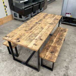Woodern Bench Set (made to order)